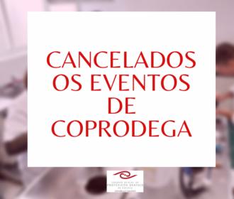 Cancelados os eventos programados polo colexio