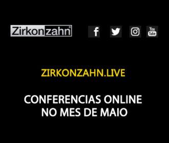 CONFERENCIAS ONLINE NO MES DE MAIO