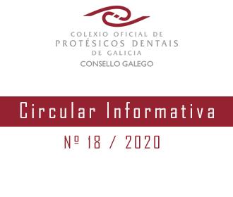 Circular Informativa 18/2020