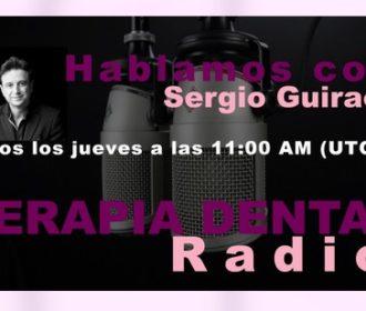 Avelino Sanmartín en Terapia Dental Radio