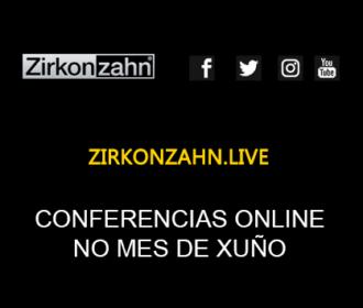 CONFERENCIAS ONLINE EN XUÑO