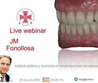 Webinar: JM FONOLLOSA