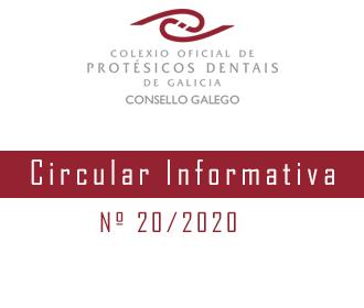 Circular Informativa 20/2020