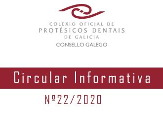 Circular Informativa 22/2020