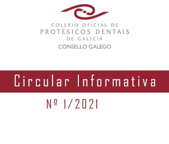 Circular Informativa 1/2021