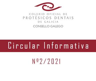 Circular Informativa 2/2021
