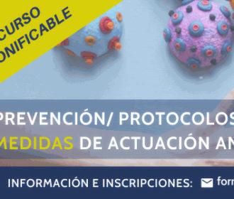 Curso Prevención fronte á COVID-19 de ISONOR