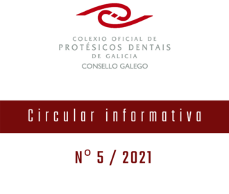 CIRCULAR INFORMATIVA 5/2021