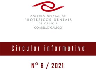 CIRCULAR INFORMATIVA 6/2021