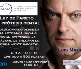 Lei de Pareto en prótese dental